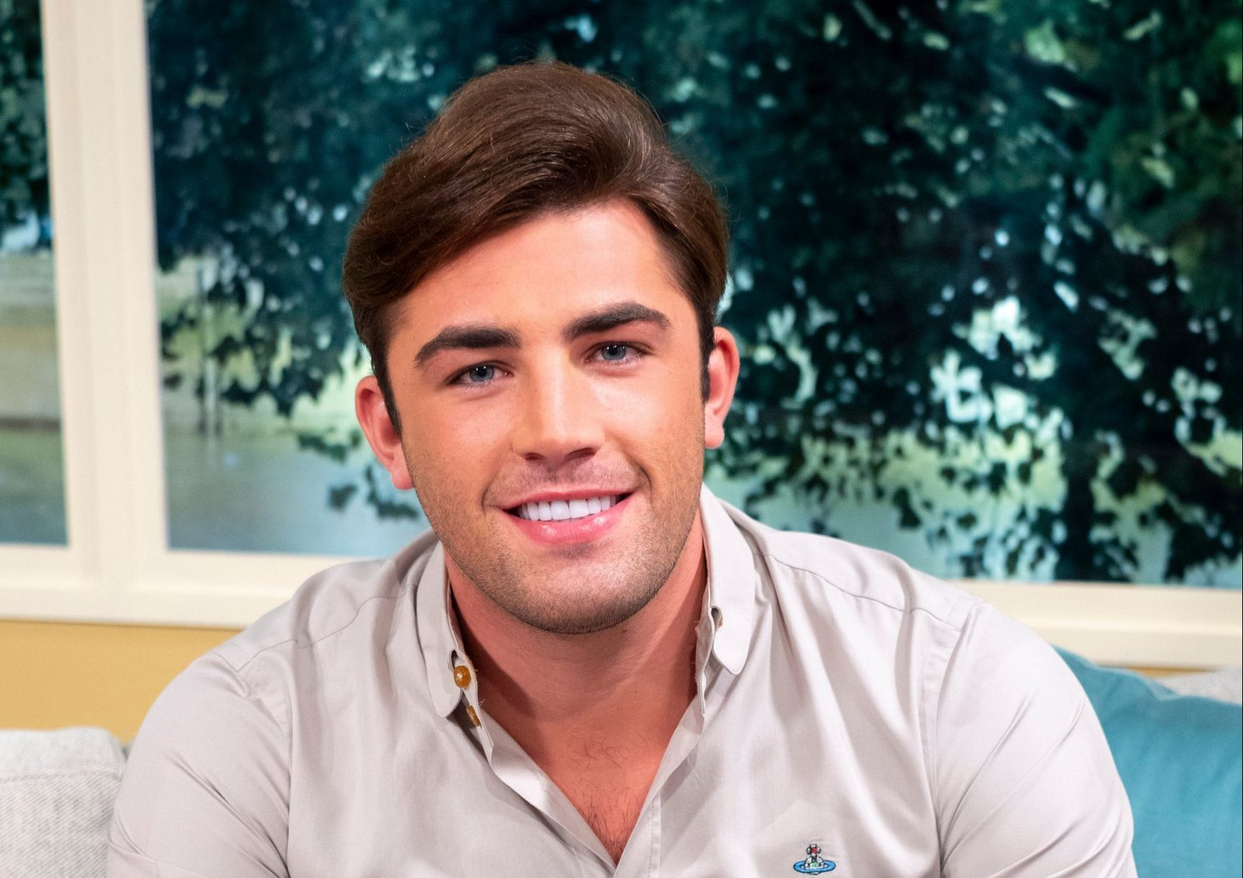 EDITORIAL USE ONLY. NO MERCHANDISING Mandatory Credit: Photo by Ken McKay/ITV/REX/Shutterstock (9848271w) Jack Fincham 'This Morning' TV show, London, UK - 03 Sep 2018 From day dot the nation became obsessed with Love Island winners Dani and Jack but after spending eight weeks following the ins and outs of their relationship all we want to know is WHAT ARE THEY DOING NOW?! At last, they join us for their first exclusive joint TV interview together and will be revealing how living together is going and will be addressing the rumours that they are apparently getting married next year.
