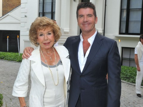 Simon Cowell reveals he talks to his late mum Julie every day