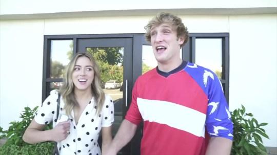 Logan Paul let's girlfriend Chloe Bennet pop his cyst in