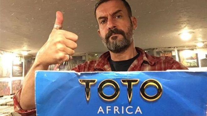 Music venue to play Africa by Toto continuously for 5 hours! Credit: Michael Savage