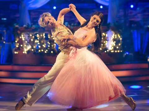 Strictly's AJ Pritchard and Lauren Steadman are preparing 'daring lifts' to defeat competition