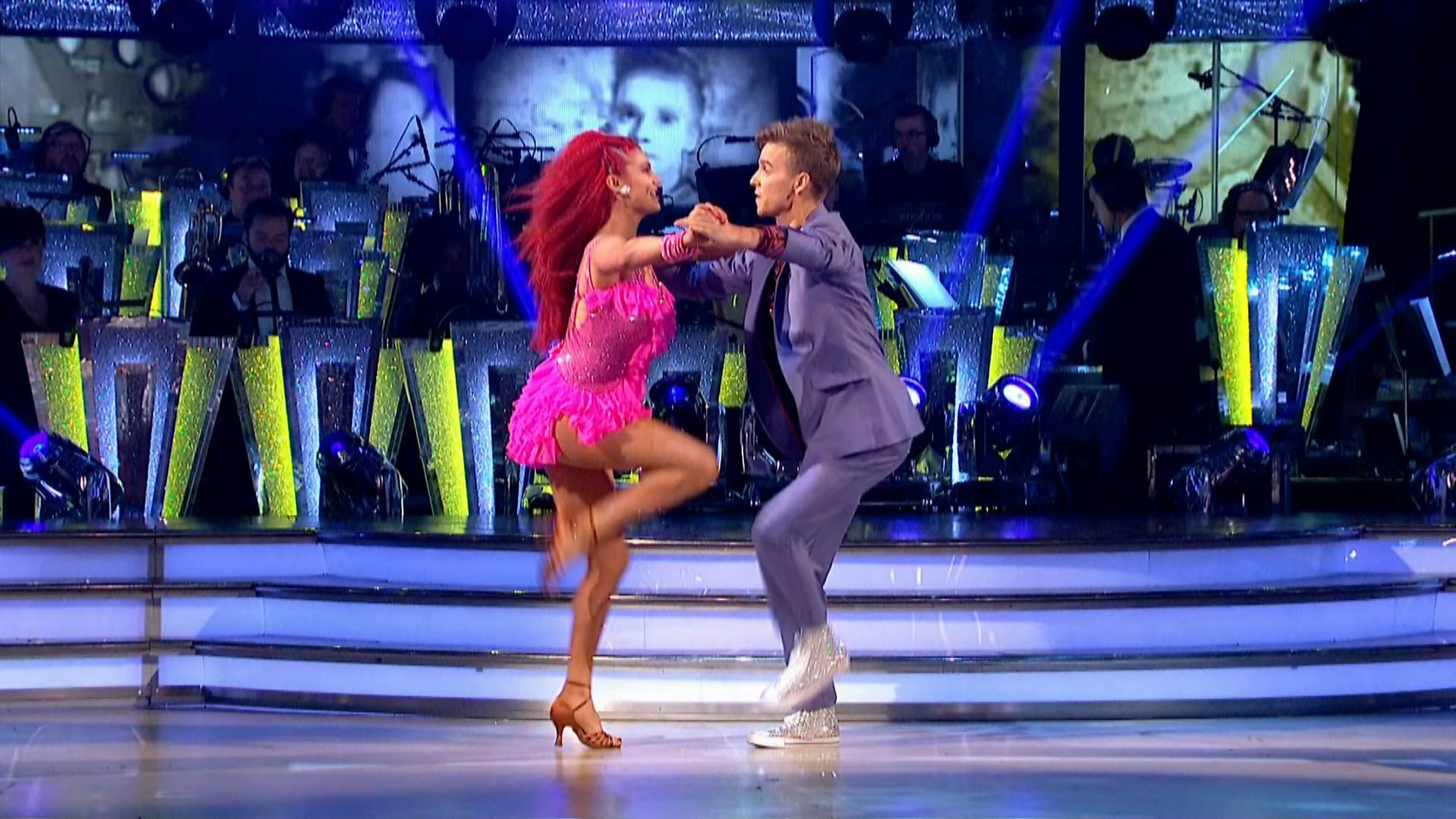 Joe Sugg has odds slashed for Strictly Come Dancing win after shocking viewers with amazing first jive