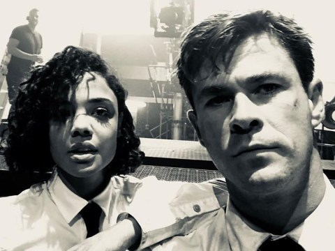 Men In Black's Tessa Thompson promises more action and talks Chris Hemsworth reunion