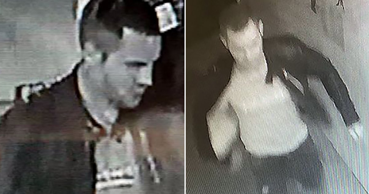 Hunt for man who followed woman out of alley moments before rape