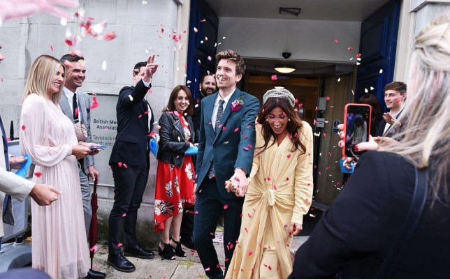 Meet Greg James' wife Bella Mackie as Radio 1 DJ marries journalist