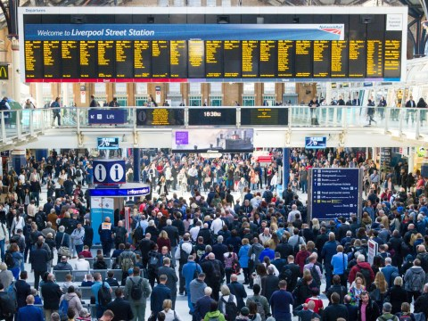 Major rail disruption after overhead wires damaged near London station