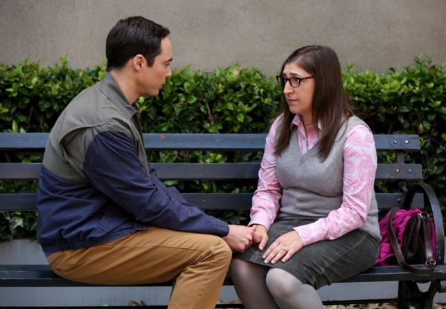 on Sheldon Cooper dating Amy