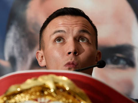 Josh Warrington dismisses Carl Frampton's claim he's already beaten better fighters than him