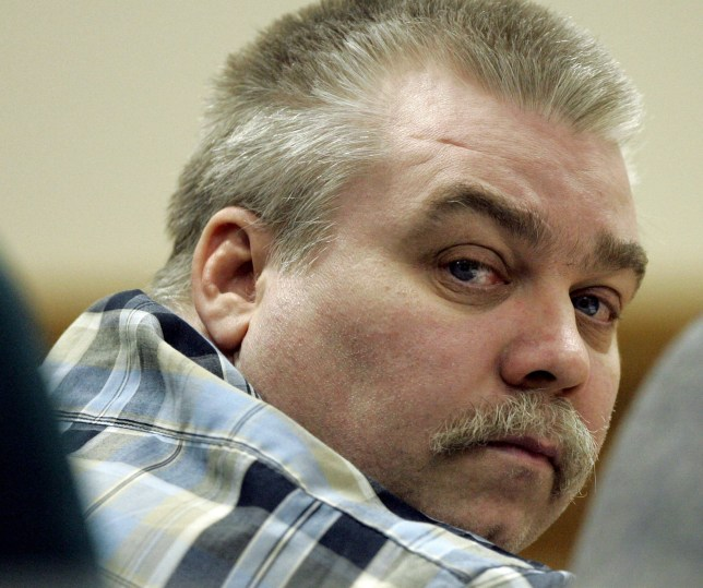 """FILE - In this March 13, 2007 file photo, Steven Avery listens to testimony in the courtroom at the Calumet County Courthouse in Chilton, Wis. A sequel to the popular """"Making a Murderer"""" documentary series recounting the story of Avery and his nephew, Brendan Dassey, who were convicted in the 2005 slaying of Wisconsin photographer Teresa Halbach, is set to premiere Oct. 19, 2018, on Netflix. The sequel, """"Making a Murderer 2,"""" will follow their appeals. (AP Photo/Morry Gash, Pool, File)"""