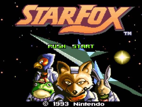 Star Fox, Nintendo