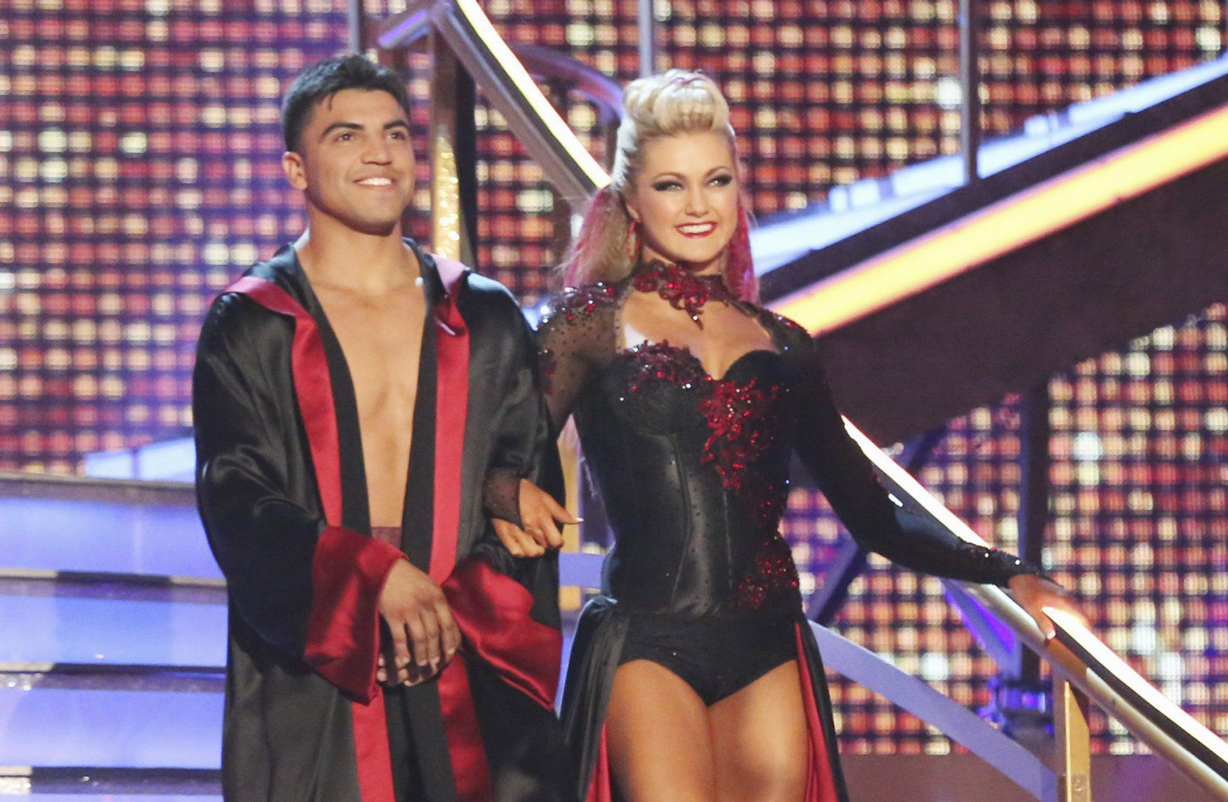 Boxer and Dancing With The Stars contestant Victor Ortiz charged with rape