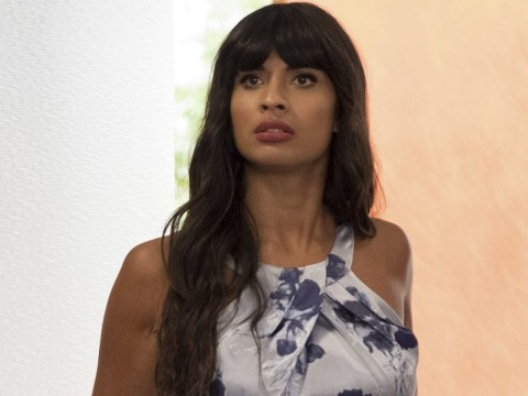 Jameela Jamil reveals rival actress tried to sabotage The Good Place audition and hits back with the sassiest burn