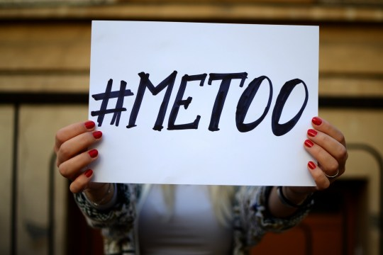 #metoo as a new movement; Shutterstock ID 736146343; Purchase Order: -
