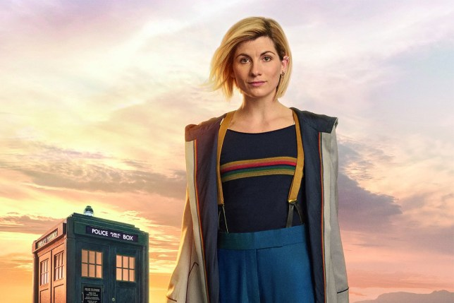Jodie Whittaker - Doctor Who (Picture: BBC)