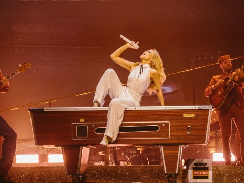 Kylie Minogue confirmed for legends slot at Glastonbury Festival 2019