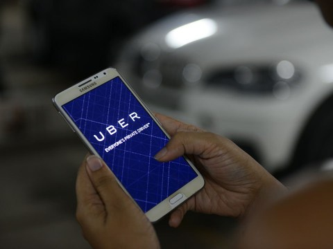 Woman caught having an affair when Uber driver was her husband
