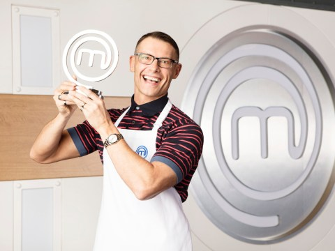 John Partridge pays emotional tribute to his mum as he wins Celebrity Masterchef 2018