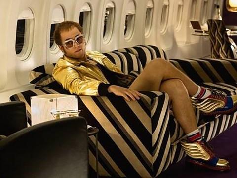 Elton John film Rocketman UK release date, trailer and cast