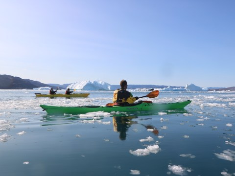 Ice under the midnight sun: How to see Greenland's glaciers and frozen ocean
