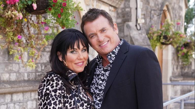 Alfie and Kat EastEnders