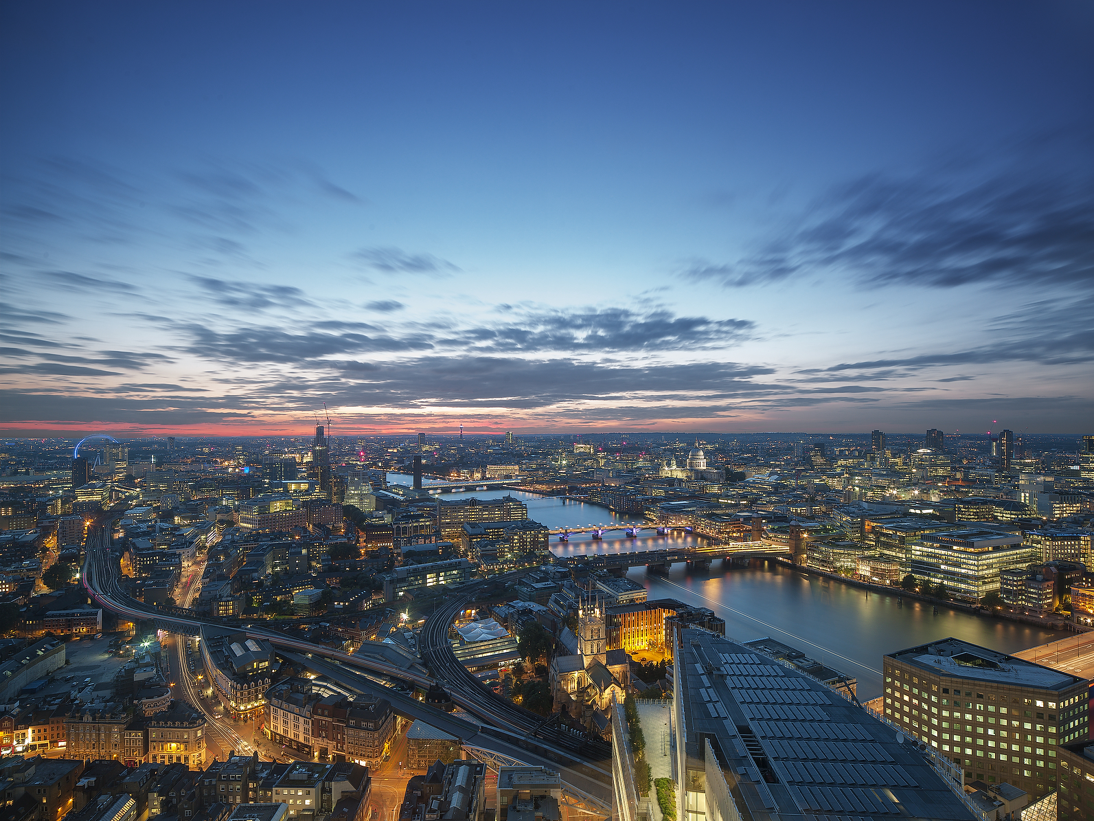 There's no place like home! 6 of London's best staycations this winter