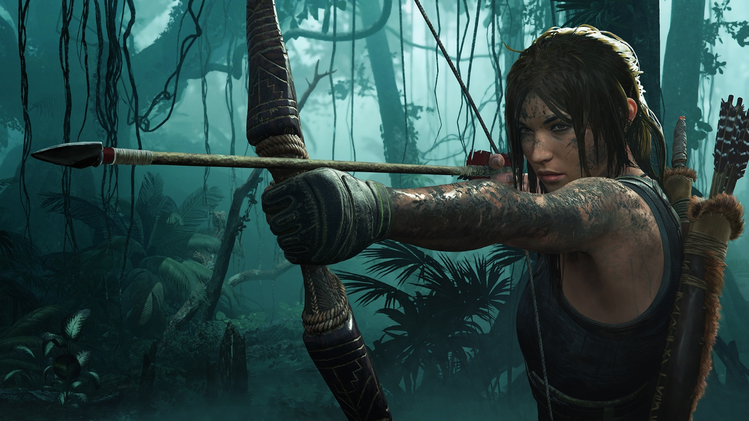 Shadow Of The Tomb Raider (PS4) - gaming's most aggressive archaeologist