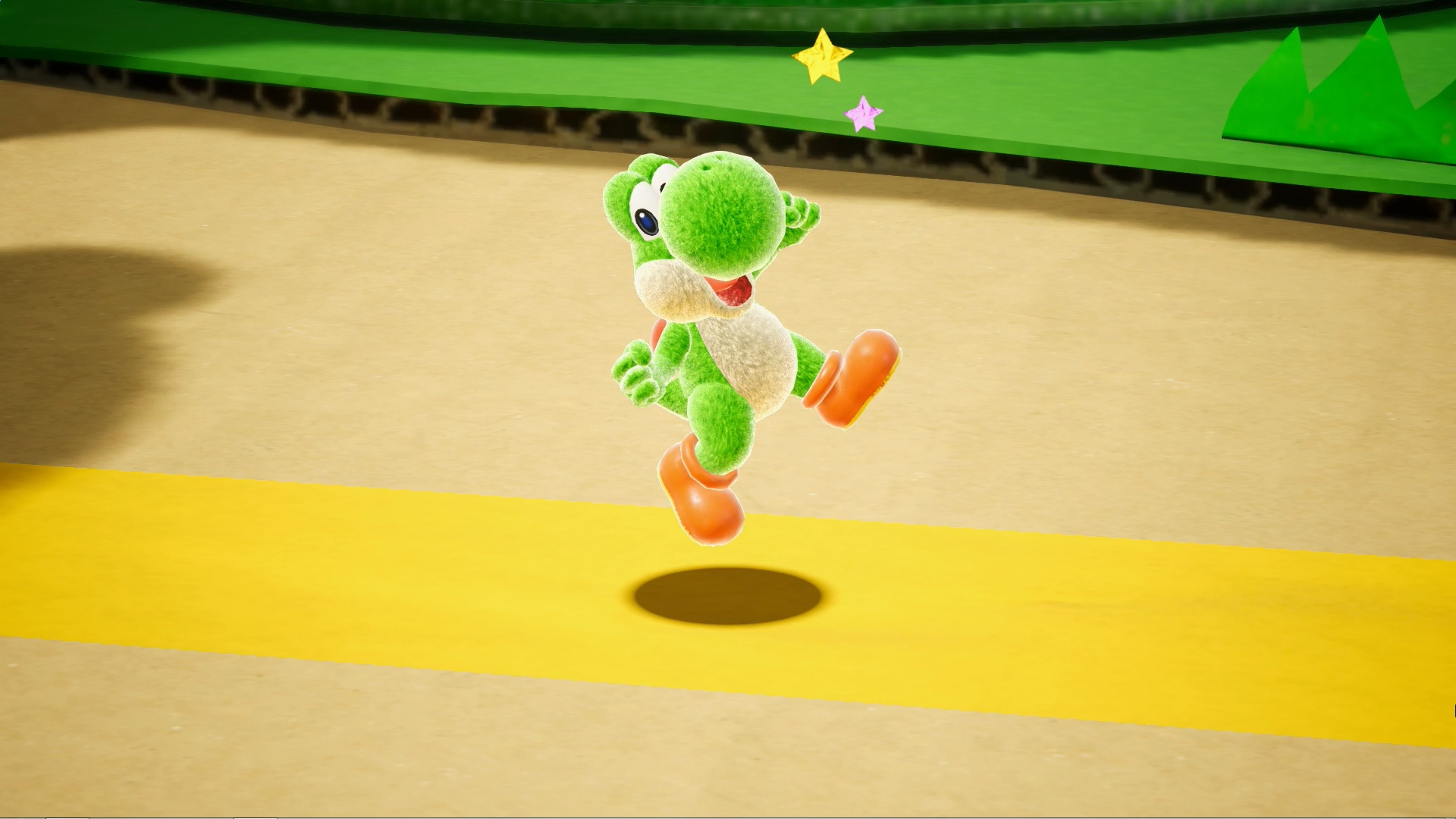 Yoshi's Crafted World - a new Switch game for 2019