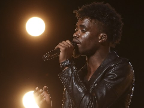 Who is X Factor hopeful Dalton Harris – who shed tears on stage?