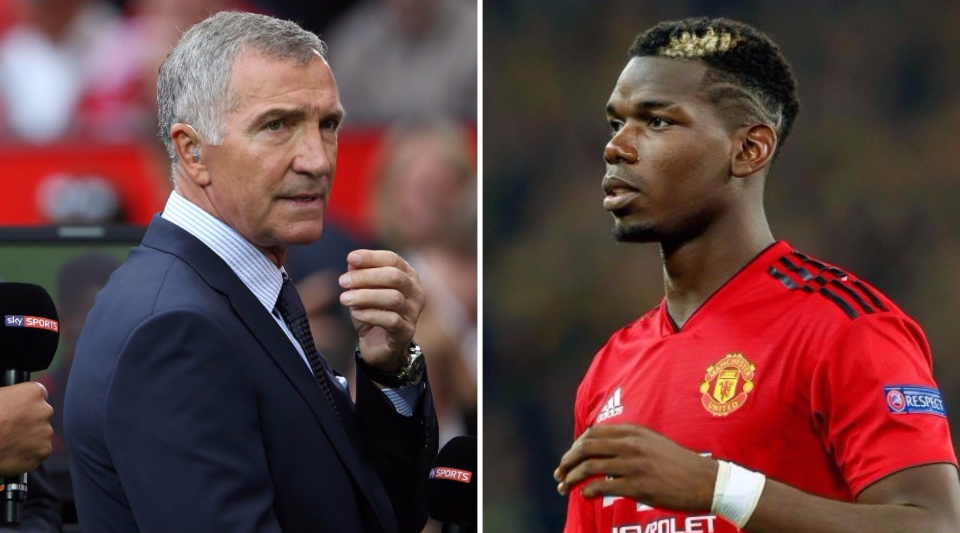 Graeme Souness goes full Graeme Souness comparing Paul Pogba and James Milner