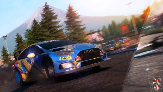 V-Rally 4 (PS4) - a rally surprising sequel