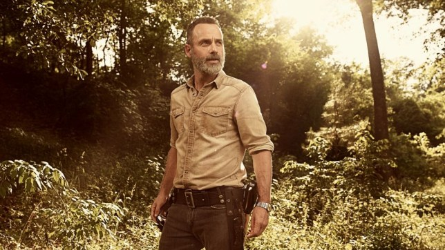 Rick Grimes The Walking Dead season 9