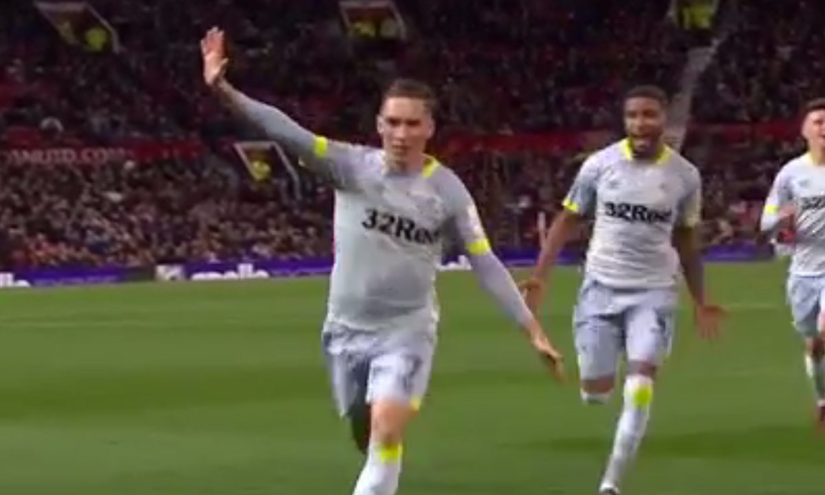 Liverpool loanee Harry Wilson trolls Manchester United with '5 times' celebration