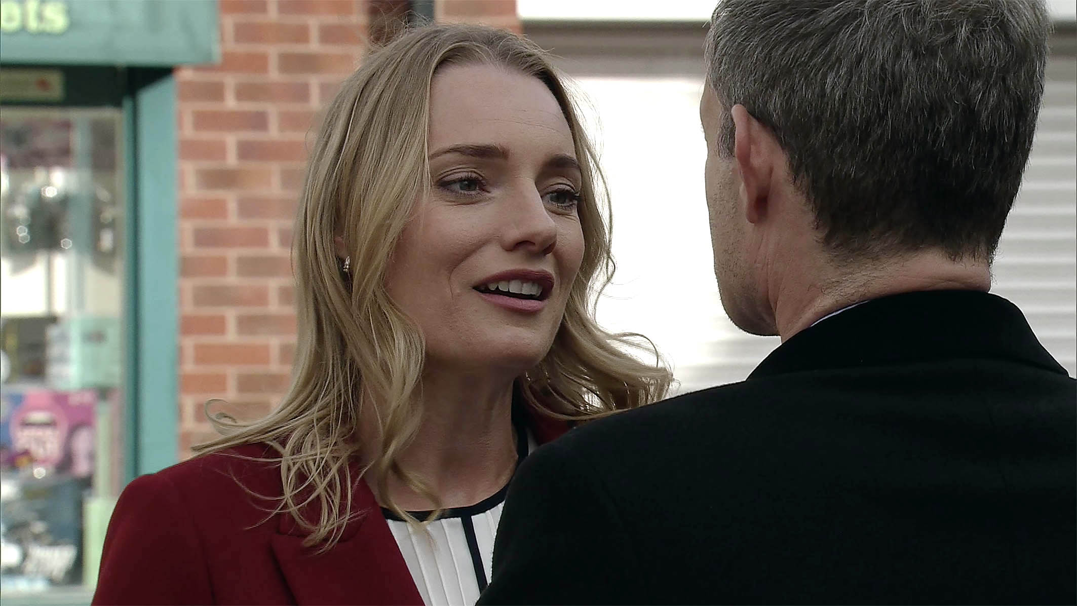 Here's where you recognise Nick Tilsley's wife Elsa from in Coronation Street