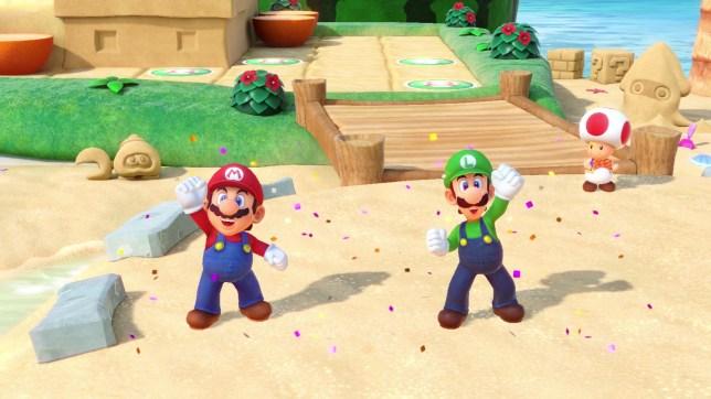 Super Mario Party (NS) - fun for everyone