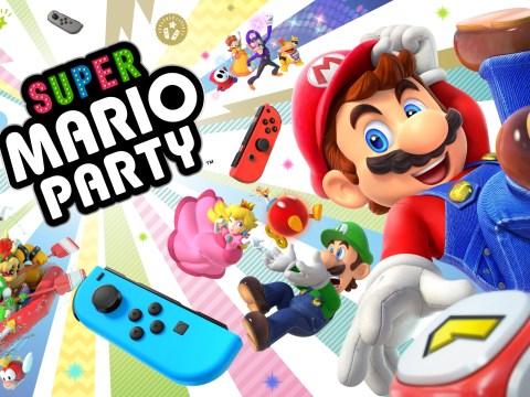 Super Mario Party review – interactive icebreaker