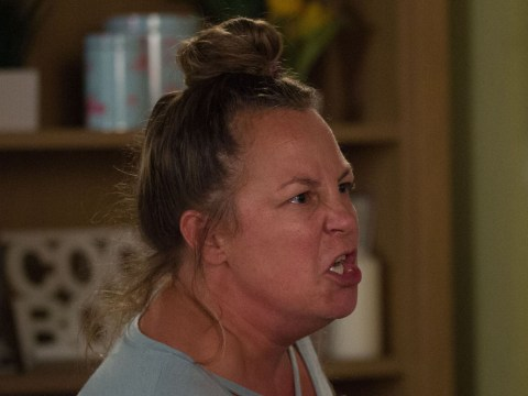 EastEnders spoilers: Karen Taylor discovers Keanu and Sharon Mitchell's affair