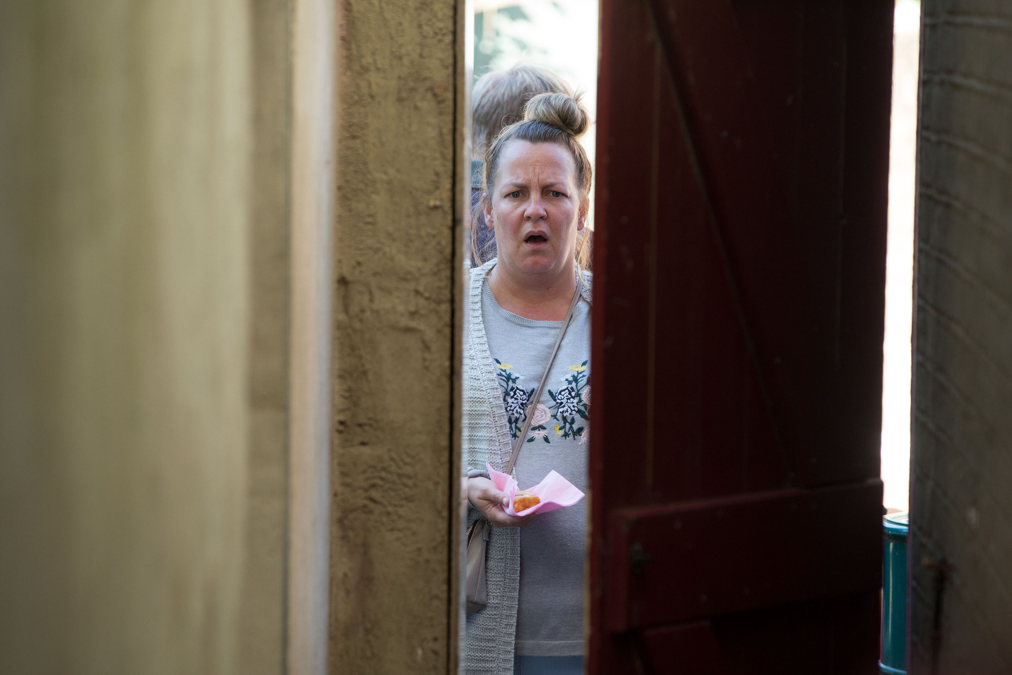 EastEnders spoilers: Karen Taylor makes a shocking discovery tonight