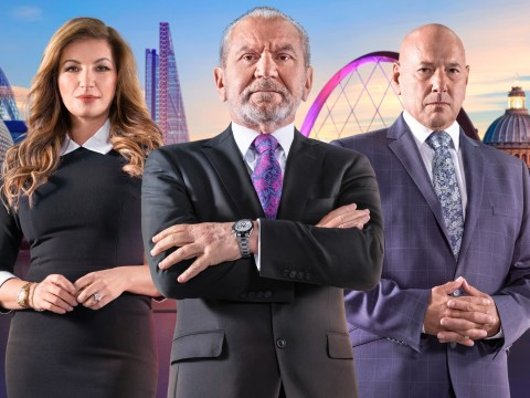 Who was fired from The Apprentice 2018 in week one of the series?
