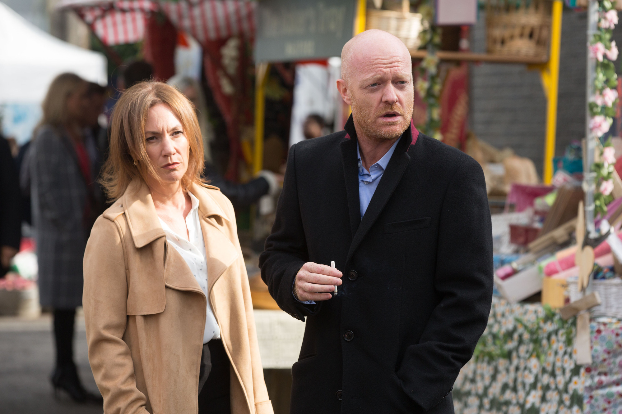 EastEnders star Jake Wood promises huge Walford drama from new boss Kate Oates