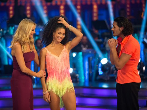 Strictly Come Dancing's Vick Hope hints at fix as she reveals producers were involved in saving Seann Walsh from being voted off