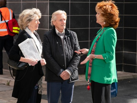 Coronation Street spoilers: Love on the cards for Ken Barlow and Claudia Colby?
