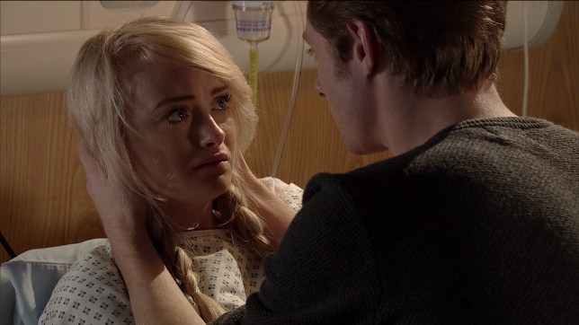 Daniel makes a promise to Sinead in Coronation Street