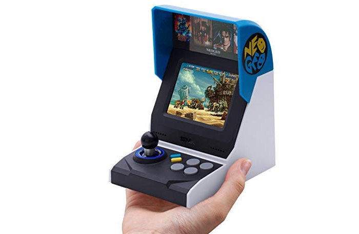 Neo Geo Mini review – from 90s powerhouse to desktop ornament