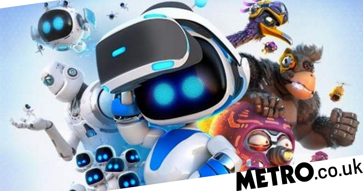 Game review: Astro Bot is the best VR game ever | Metro News