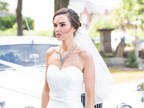 Hollyoaks spoilers: A huge shock for Mercedes McQueen in her dramatic wedding