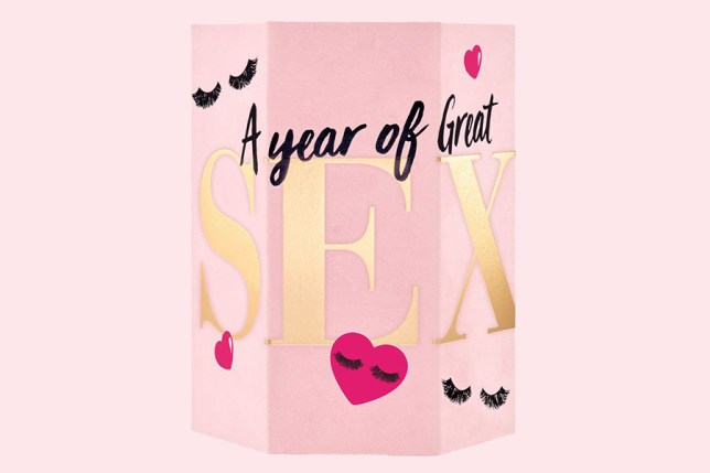 A YEAR OF GREAT SEX BETTER THAN SEX MASCARA VAULT