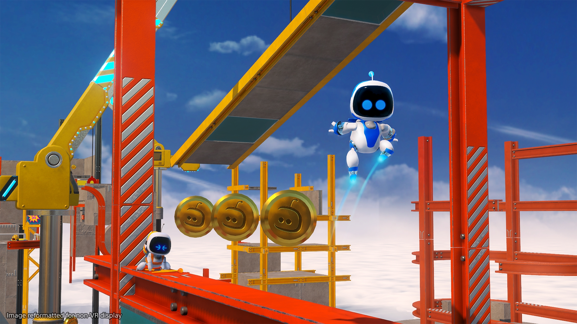 Astro Bot: Rescue Mission (PSVR) - a platform classic