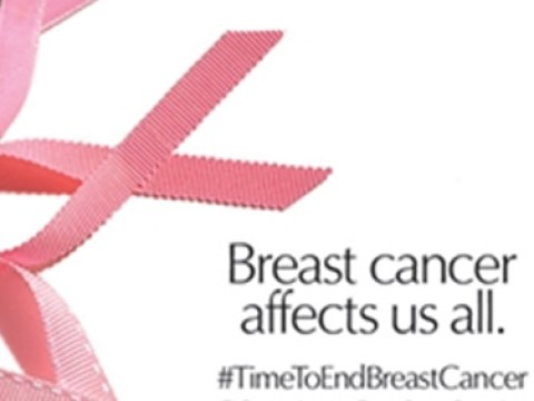Add these two hashtags to your next Instagram post for £19 to be donated to breast cancer research