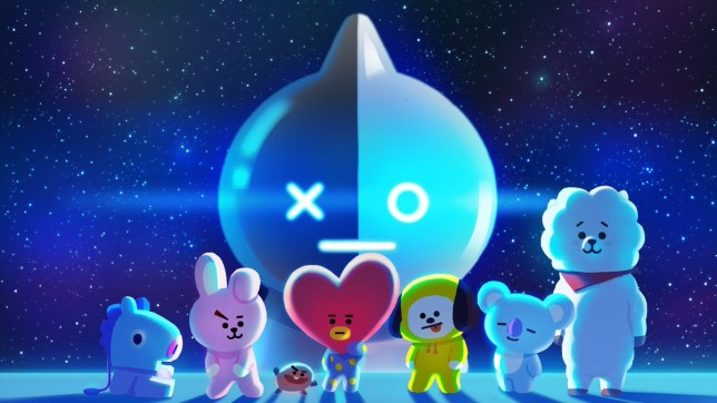 BT21 characters explained: The LINE Friends created by BTS