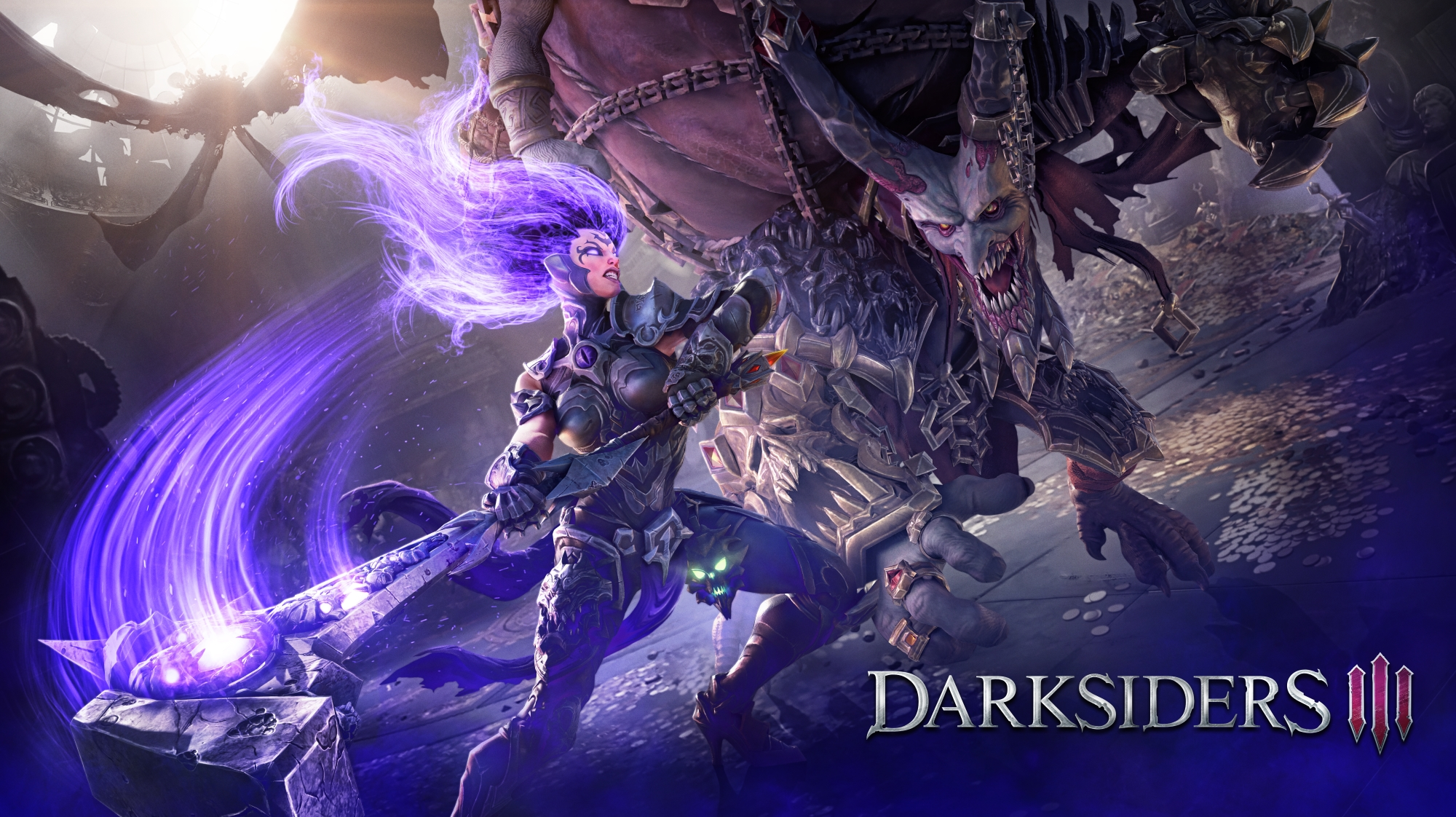 Darksiders III hands-on preview – back from the dead